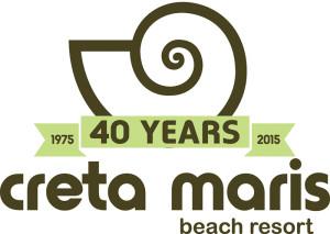 creta 40th logo full color
