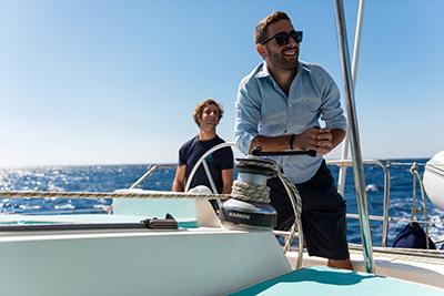 Aspects of Mykonos_Sailing