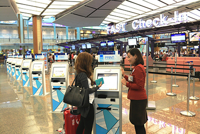 Changi Airport rolls out FAST check-in