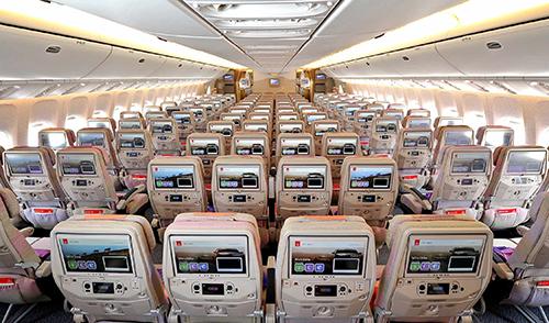 Emirates στα 2015 APEX Passenger Choice Awards