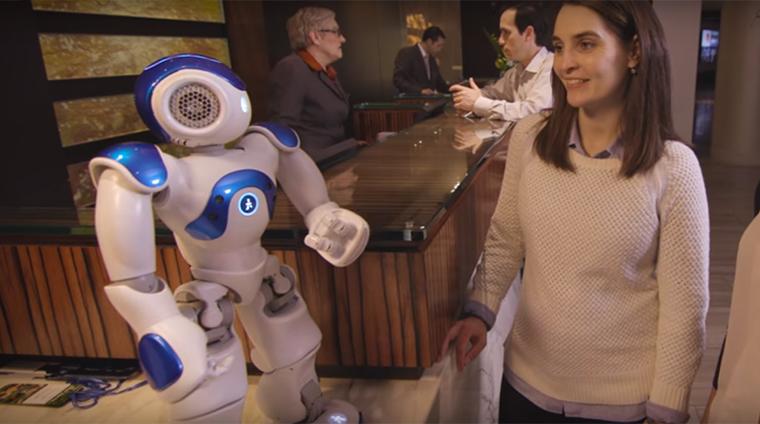 ρομποτ-hilton